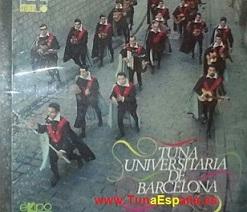 TunaEspaña, Tuna Universitaria Barcelona, 1963, dism, dism, dism