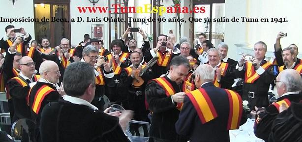 TunaEspaña, Tuno Mas Antiguo de España,80