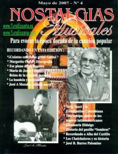 musica publicacion tuna: