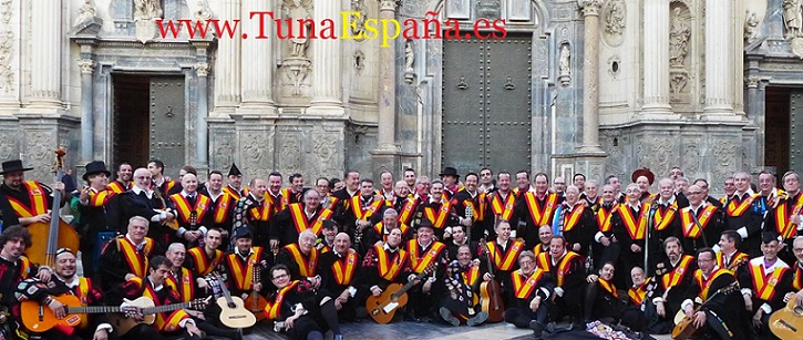 TunaEspaña, Tuna España, historia de la tuna