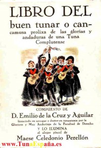 01, libro_del_buen_tunar, TunaEspaña, Tuna España