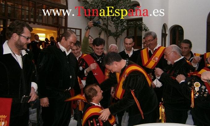 Musikito TunaEspaña Imposicion de Beca 2