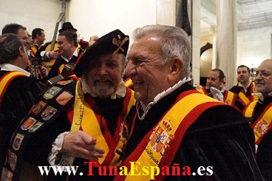 TunaEspaña, Tuna Universitaria, Don Lupus Tunae, Don Jose Antonio Romá Riera