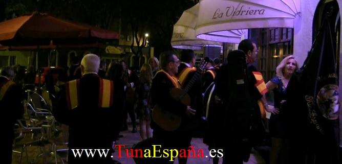 TunaEspaña, Tuna Universitaria, Noche de Farras