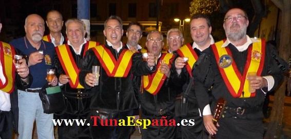 Tunas Universitarias, Tunas y Estudiantinas, Tuna España ,Certamen Internacional Tunas