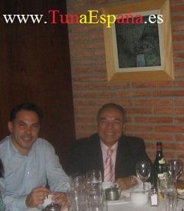 Los Panchos, Rafael Basurto Lara, Don Dudo, TunaEspaña, Tunas Universitarias,