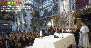 TunaEspaña, Carlos Espinosa Celdran, Don Dudo, Virgen de las Angustias, al pie de sierra nevada