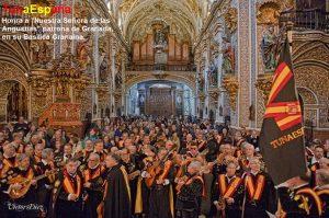 TunaEspaña, Carlos Espinosa Celdran, Don Dudo, Virgen de las Angustias, al pie de sierra nevada, al