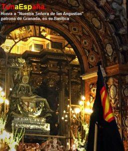 TunaEspaña, Carlos Espinosa Celdran, Don Dudo, Virgen de las Angustias, la que habita en en la carrera