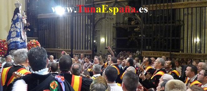 TunaEspaña, Catedral Murcia, cancionero tuna, Duque, Tuna Univesristaria, canciones  tuna
