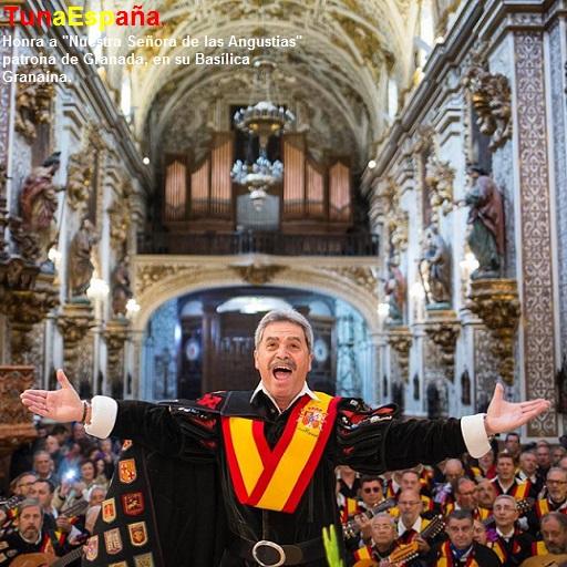TunaEspaña, Don Chulin, Virgen de las Angustias, la que habita en en la carrera