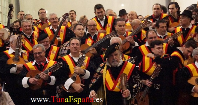 TunaEspaña, Tunas Españolas, Tunas Universitarias, Don Lupus Tunae. canciones de tuna, estudiantina