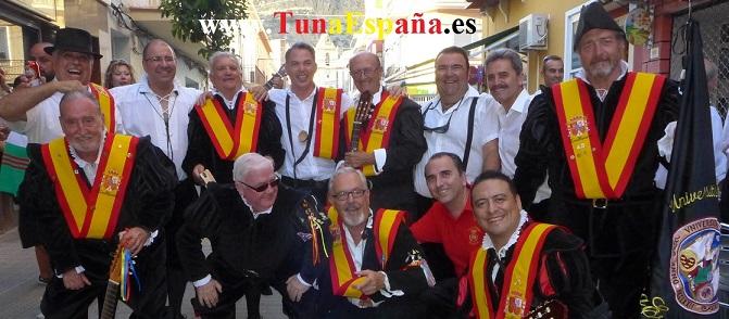 Pedro Cano, Don Dudo, TunaEspaña, Tuna Universitaria, Pintor Pedro Cano, Don Participio, Blanca, Dism