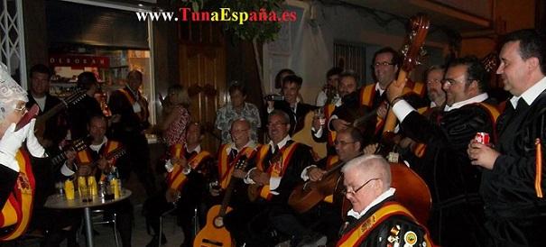 Pedro Cano, Don Dudo, TunaEspaña, Tuna Universitaria, Pintor Pedro Cano, Don Participio, Fundacion