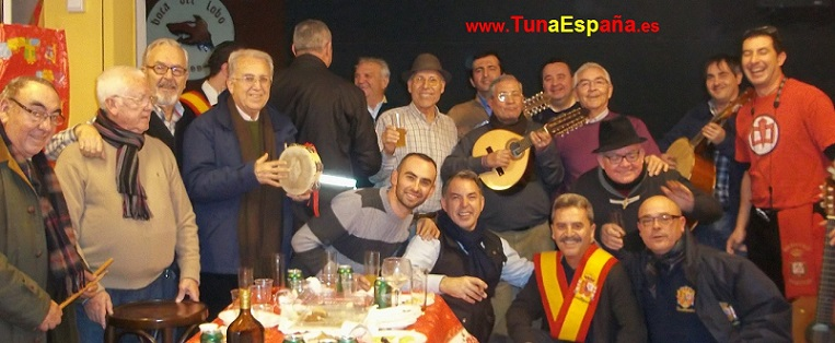 TunaEspaña, Cancionero tuna. Musica Tuna, Cena navidad,11, dism, cancionero tuna