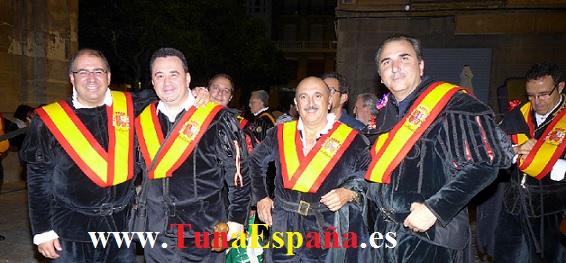 TunaEspaña, Catedral Murcia, cancionero tuna, virgen de la fuensanta, Secre, tuna universitaria