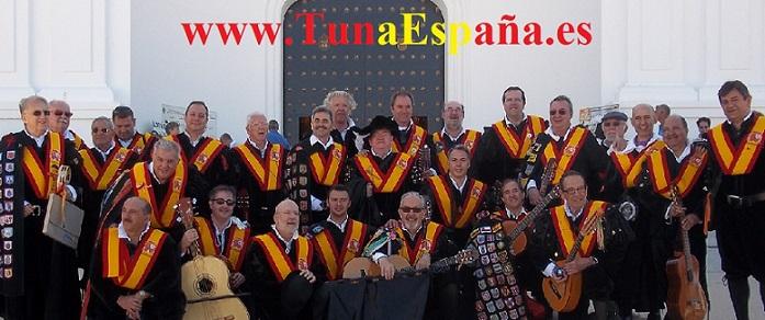 TunaEspaña, Tuna España, Certamen Tuna, Cancionero tuna, Ermita Del Rocio, Don Dudo, Tuna Medicina Murcia