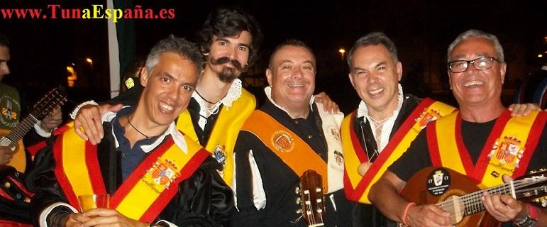 TunaEspaña, Tuna España, Don Dudo, Certamen Internacional Tuna, 5, dism, Cancionero tuna