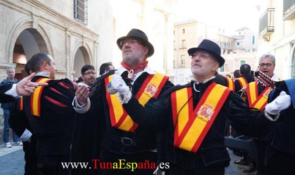 TunaEspaña, Tunas Españolas, Tunas Universitarias, Universidad, Don Patriarca, Don Villar, murcia