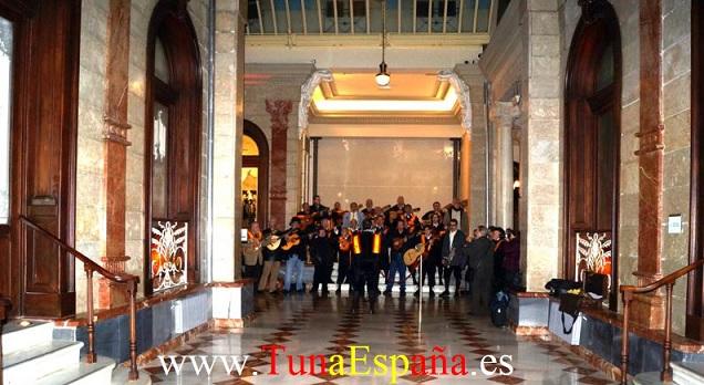 TunaEspaña, Tunas Españolas, Tunas Universitarias, Universidad, Real Casino de Murcia, Ensayo de TunaEspaña