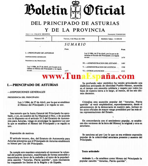 TunaEspaña, asturias patria querida,curiosidades-origen-e-historia-del-himno-de-asturias,00