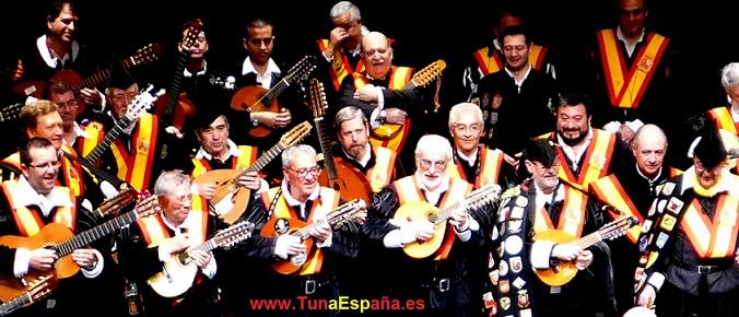 TunaEspaña, concierto Teatro, 07, Musica de Tuna, dism, Cancionero tuna, canciones de tuna