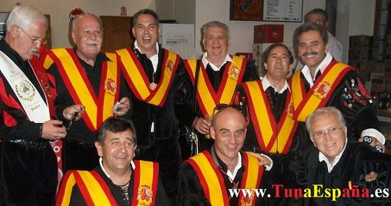 00 Tunas Universitarias, Tunas Estudiantinas,  www.TunaEspaña.es