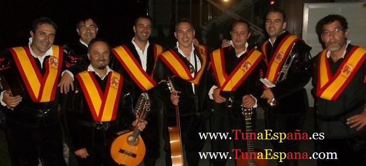 01Tunas-De-España-Tuna-España-Viena-TT, Tuno Universitario