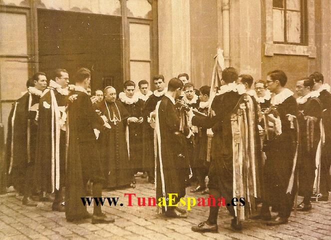 Don Dudo Tuna-España-Don-Perdi-Arzobispo-Sevilla-1953
