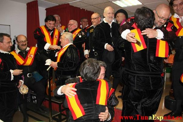 TunaEspaña, Musica de Tuna, Bautizo Tuna, Juntamento