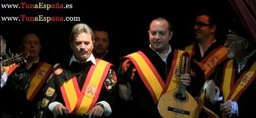 TunaEspaña, Tuna Universitaria, Don Chulin, Don Lalo, cancionero Tuna