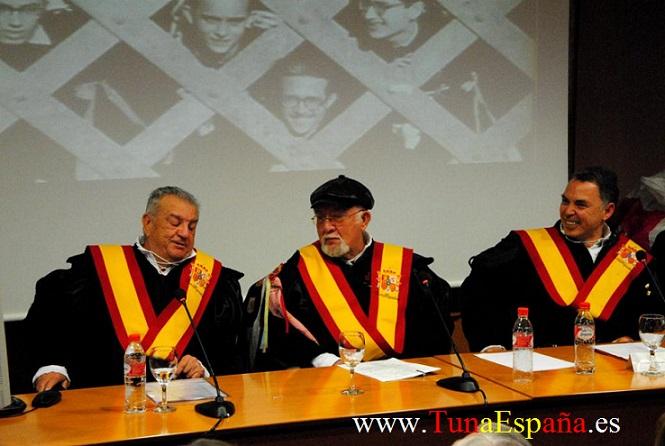 TunaEspaña, Tunas Españolas, Tunas Universitarias, Rector Universidad Murcia, Don Notario, Don Cobacho, Don Dudo