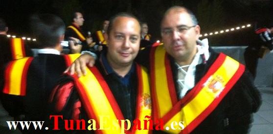 Tunas Universitarias, Tunas y Estudiantinas, Tuna España ,Don Maguila, Don Lalo
