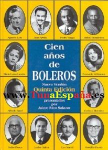 Cien Años de Boleros Colaboradores Tunas Universitarias, Tuna España III