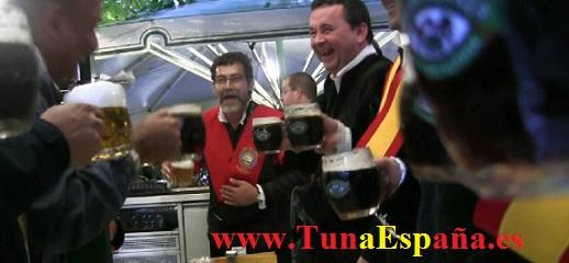 TunaEspaña, Certamen Internacional Tuna, cancionero Tuna, musica de tuna, canciones de tuna,Ronda La Tuna