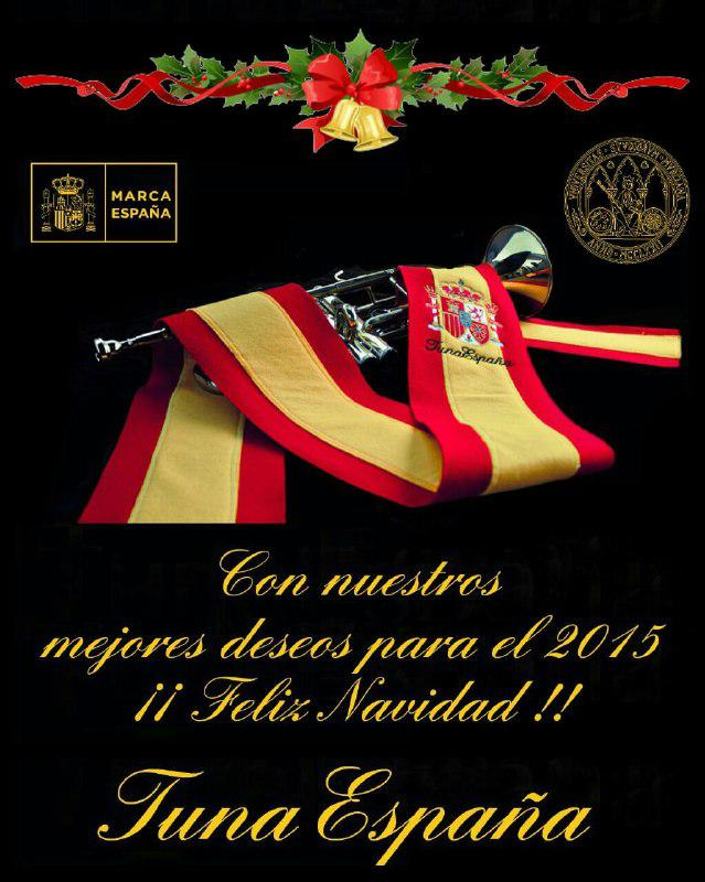 TunaEspaña, Feliz Navidad