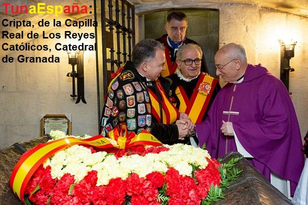 Carlos Espinosa Celdran, Reyes Catolicos, Catedral Granada, Don Dudo, TunaEspaña