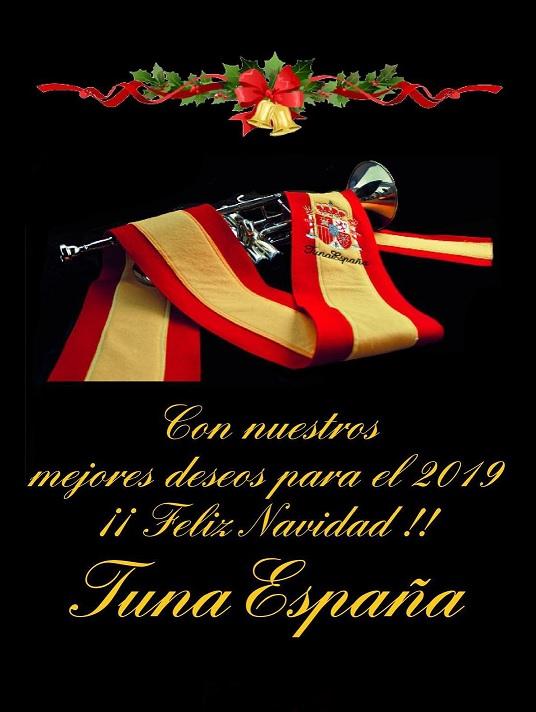 TunaEspaña,Feliz NAVIDAD, Felices Pascuas, Don Dudo, Carlos Espinosa Celdran, Reyes Magos