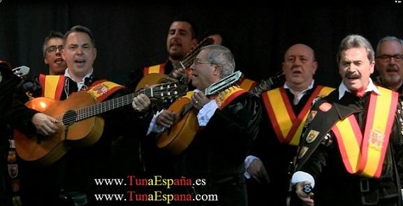 Tunas Universitarias, Tunas y Estudiantinas, Tuna España ,