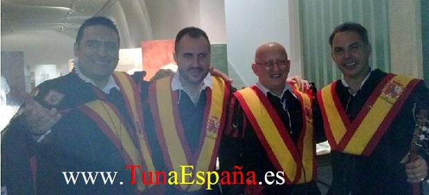 Tunas de España, Tuna Universitaria, Estudiantinas Universitarias, Canciones de Tuna, Cancionero tuna, TunaEspaña,