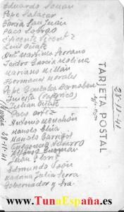 01 TunaEspaña (los Nombres de los componentes de la Foto ) 1941