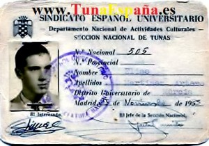 TUNA ESPAÑA Elias 1952