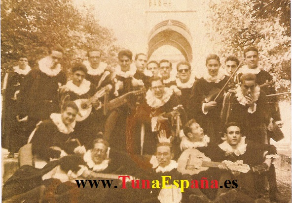 Tuna España Don Perdi Cordoba 1953