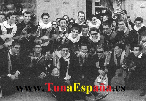 Tuna España ( Don Visedo, Don Antonio Castillo 1962)