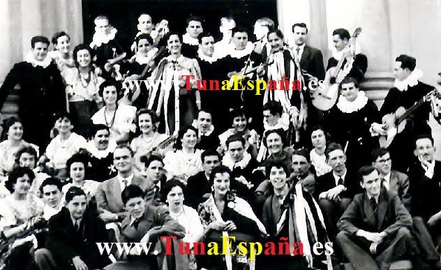 Tuna España año 1952