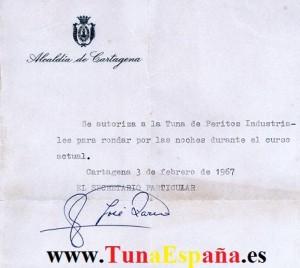 TunaEspaña Autorizacion Alcaldia Cartagena