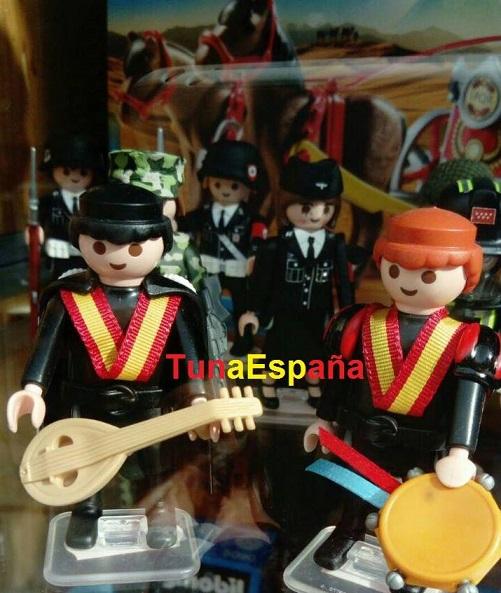 TunaEspaña, Don Dudo, Carlos Espinosa Celdran, Play Mobil