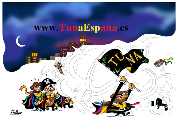 Tuna España Pasacalles Don Lapicito