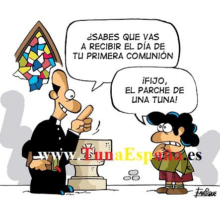Tuna España Primera Comunión Don Lapicito