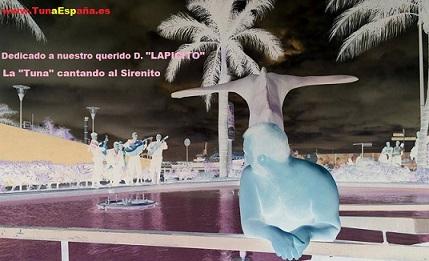 TunaEspaña, Cancionero Tuna, Musica Tuna, Ronda La Tuna, Lapicito, La Sirena, Cartel de la Discordia,0814444456, DISM LAPICITO